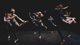 Dvadsaťročné Divadla Štúdio tanca uvádza Prízrak
