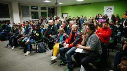 Piaty ročník Univerzitnej noci literatúry klope na dvere
