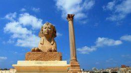 V Thurzovom dome s egyptologičkou Alexandrou Pastorekovou o Alexandrii – perle Stredomoria