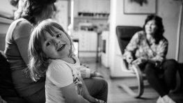 Rooseveltova nemocnica je citlivá k opusteným deťom