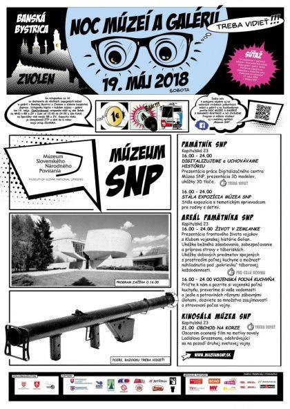 program muzeum snp