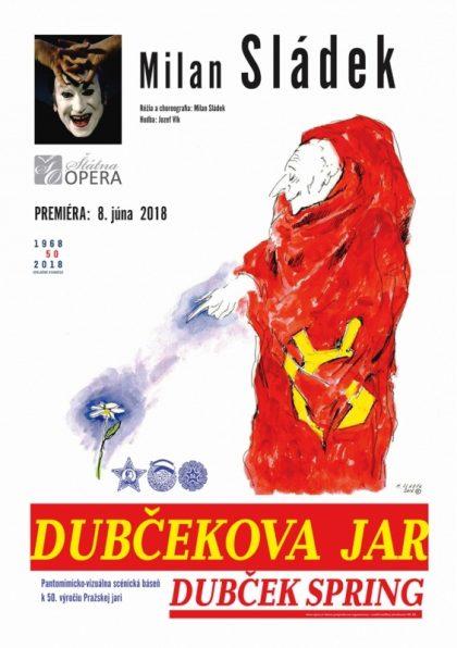 plagat milan sladek opera