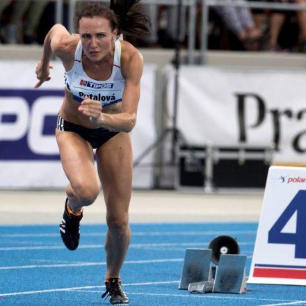 SR Šamorín atletika míting P - T - S 400 m ženy TTX