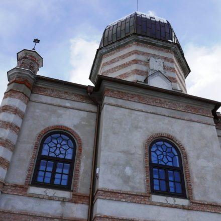 synagoga brezno