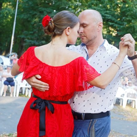 argentinske tango