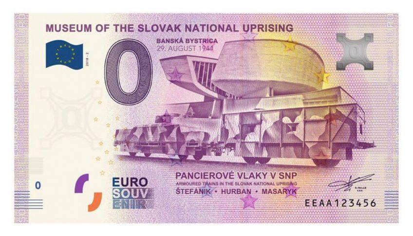 nova bankovka