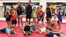 Detský športový deň s Vladom Moravčíkom v sásovskej Šport Zóne