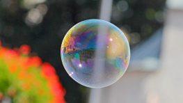 Bubble Day (Deň bublín) v Komunitnom centre Fončorda
