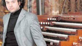 Ďalším hosťom Vivat Vox Organi je taliansky virtuóz Giampaolo Di Rosa