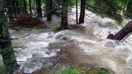 Štátna ochrana prírody v Banskej Bystrici o prívalových povodniach v Tatrách