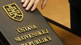 Prvý september je Deň Ústavy Slovenskej republiky