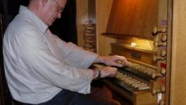 Francúzsky organista Géraud Guillemot na troch koncertoch Vivat Vox Organi 2018