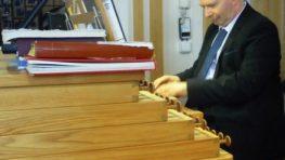 Finále Vivat Vox Organi s virtuózom Davidom di Fiore v bystrickej Katedrále