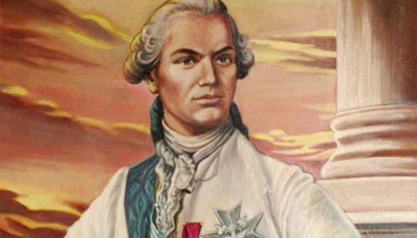 grof moric benovsky