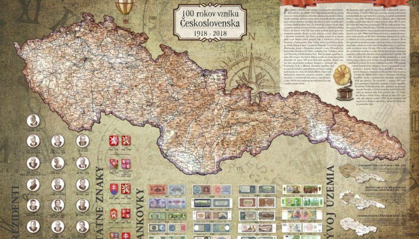 Mapa CSR 100 mapa