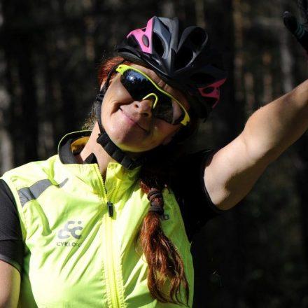 Viera Štupáková cyklodoprava