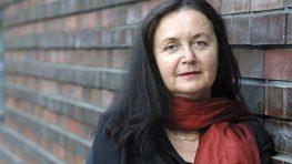 Spisovateľka Irena Brežná v Banskej Bystrici