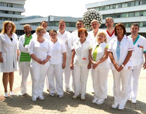 transplantačný team rooseveltky