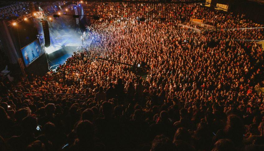 Godzone turné 2017 - Odhodlaní zmeniť svet (3)