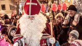 FOTO: Prvý Mikuláš prišiel do Banskej Bystrice vo štvrtok, ďalší ho budú nasledovať