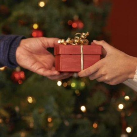 spolocny vianocny darcek