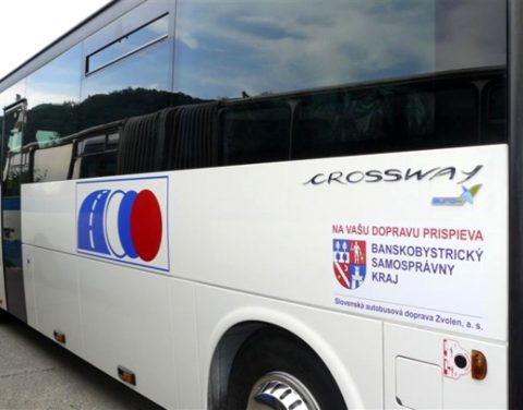verejna autobusova doprava