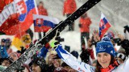 Petra Vlhová zdolala Shiffrinovú konečne aj v klasickom slalome, triumf vo Flachau!
