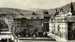 Januárová Bystrická hodinka o našom meste počas 1. ČSR