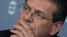 Marcové prezidentské voľby majú nového favorita – diplomata Maroša Šefčoviča