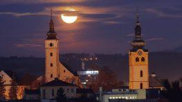 V pondelok bude úplné zatmenie Mesiaca