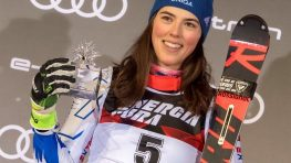 Petra Vlhová s virózou v klasickom slalome opäť druhá, Shiffrinová bola suverénna