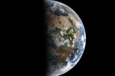 Erde 19.09.2012 Aufnahme EUMESAT