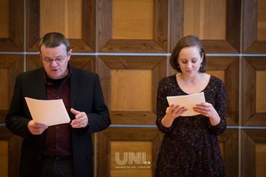 Peter a Anna Zemaníkovci na UNL 2015