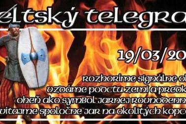 keltsky telegraf plagat