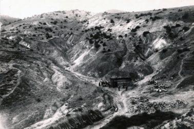 podlavicke vymole 1907 pred zalesnenim