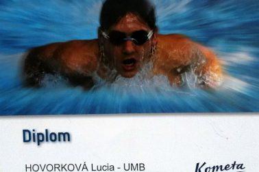 Diplom Hovorková 1. miesto