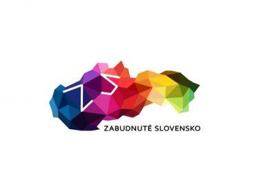 logo zabudnute slovensko