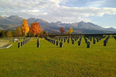 nemecky vojensky cintorin pod tatrami