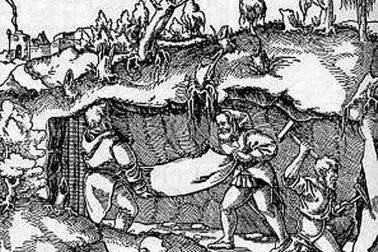 stredoveka tazba medi