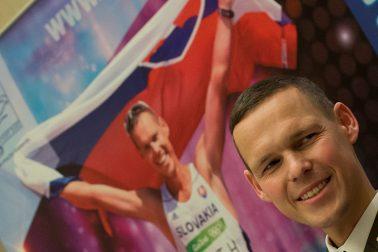 SR Bratislava Atletika Atlét roka 2016 TK BAX