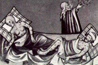 Liečenie moru v stredoveku
