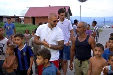 rytmus a gogo v romskej osade