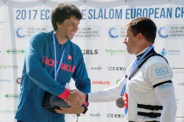 Slovinsko SR Tacen vodný slalom ME C1 muži finále