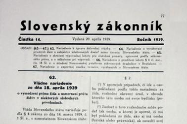 slovensky zakonnik