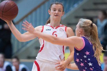 SR Basketbal extraliga ženy 3.kolo B.Bystrica Poprad BBX