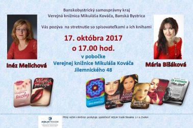 plagát Melichová, Blšáková