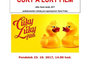 plagat cuky a luky film