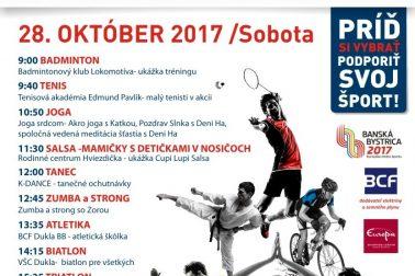 program den bystrickych sportovcov