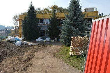Obnova posledného pavilónu