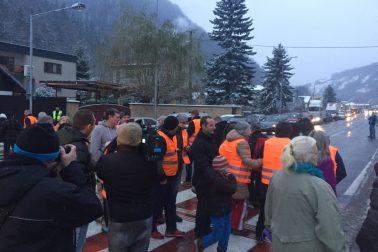 Protest Uľanka